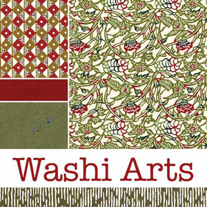 Washi arts papers