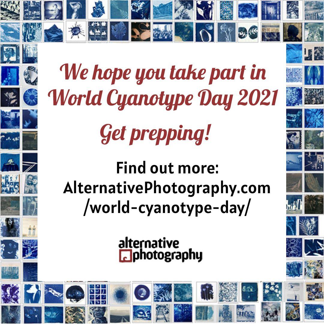 World Cyanotype Day 2021 - Rejuvenation