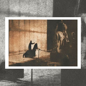 A Bromoil Transfer by Robert Gumpper (1928-2005)