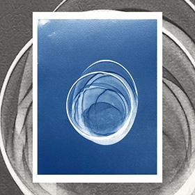 Cyanotype by Cissy Spoelstra