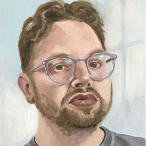 Ralph Jacobs portrait