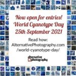 World Cyanotype Day 2021 is now open for entries!