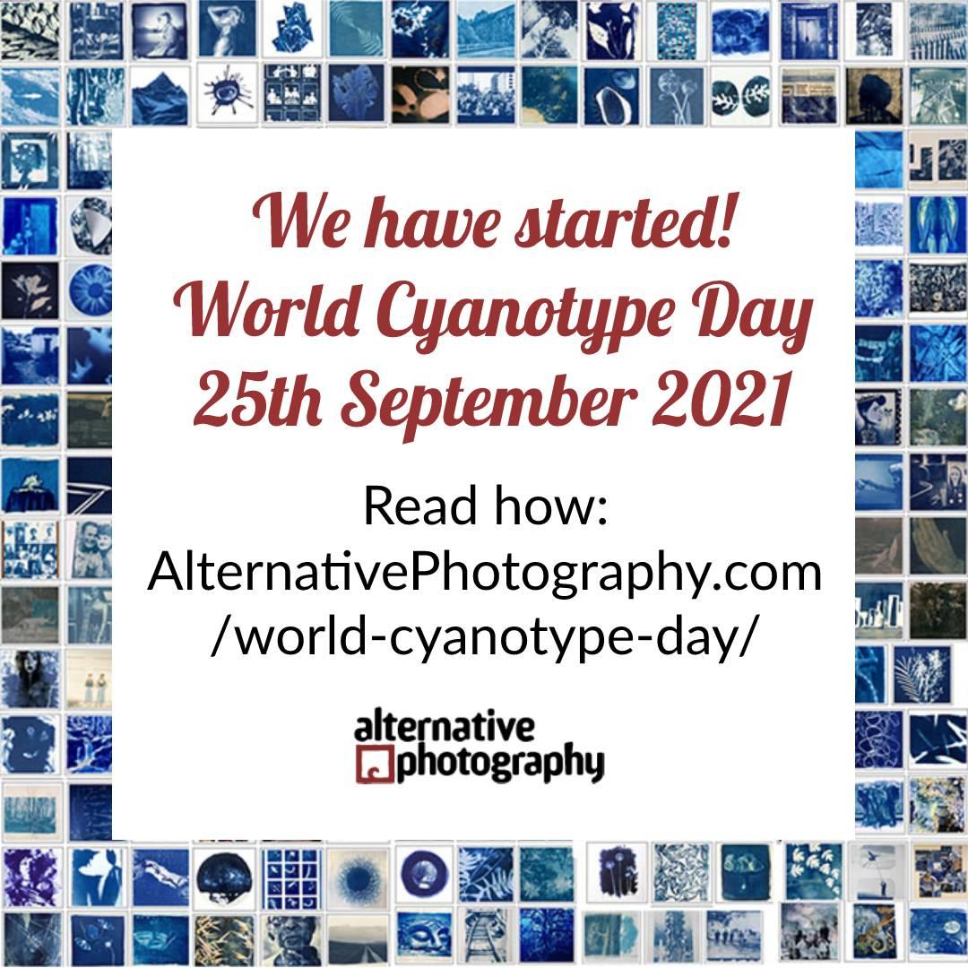 World cyanotype day 2021