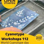 Workshop: Taster Cyanotype Sessions on Saturday 25 and Sunday 26 September, Devon UK